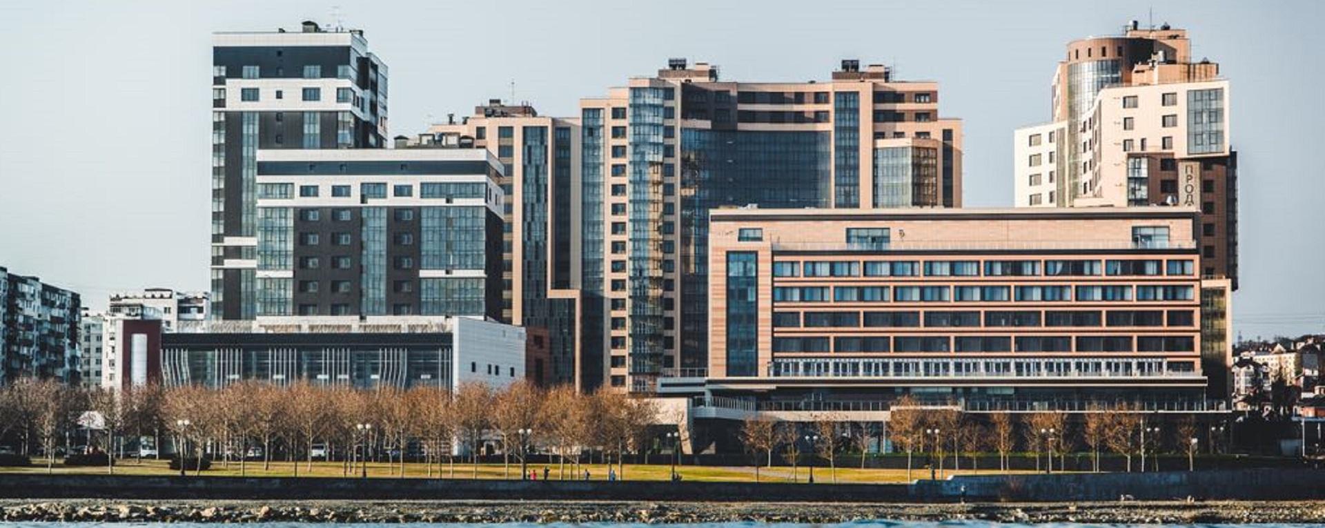 Гостиница «Hilton Garden Inn Novorossiysk» г.Новороссийск