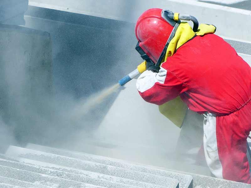 Ремонт, восстановление и защита железобетонных конструкций